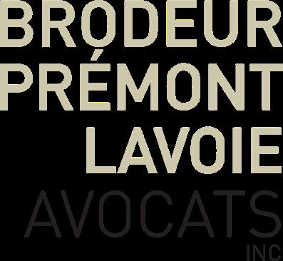 Brodeur Prémont Lavoie avocats